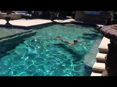 Real life mermaid found swimming real mermaid found - Can babies swim in saltwater pools ...