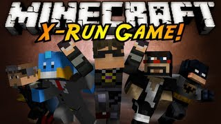 Minecraft Mini-Game : X-RUN!