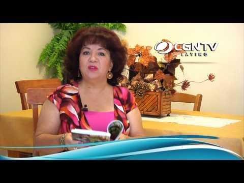 Tiempo con Dios Lunes 01 JULIO 2013, Pastora Araceli de Álvarez