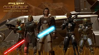 SWTOR - Knights of the Eternal Throne Megjelenés Trailer