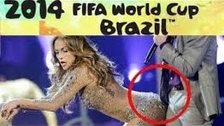 FIFA WORLD CUP 2014, Opening Ceremony Live Shows Videos