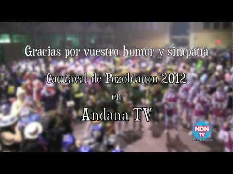 Baile de disfraces - Carnaval 2012