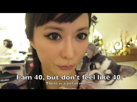 10 Years Younger Makeup Tutorial * QQ美魔女妝*