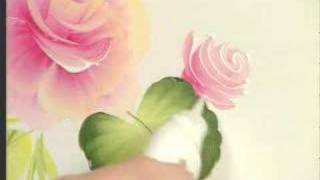 Donna Dewberry teaches you how to paint the cabbage rose