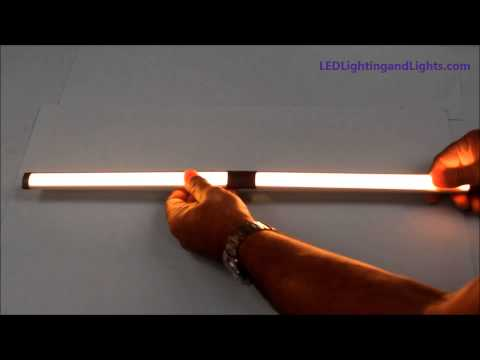 LED 300mm 3 W Under Cabinet Corner Strip Light, Warm White
