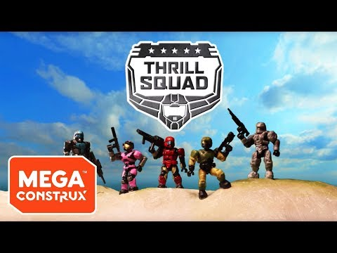 Thrill Squad (Part 1) by Mega Bloks Halo