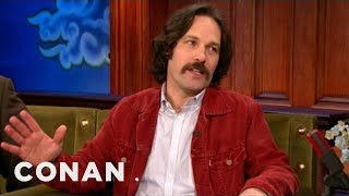 "Paul Rudd's Exclusive ""Anchorman 2"" Clip"
