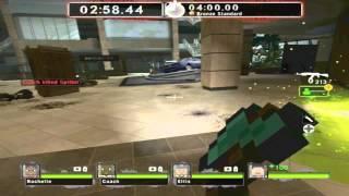 Left 4 Dead 2 Minecraft Style XBOX 360