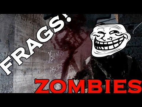 The Frags | Black Ops Zombies Funtage