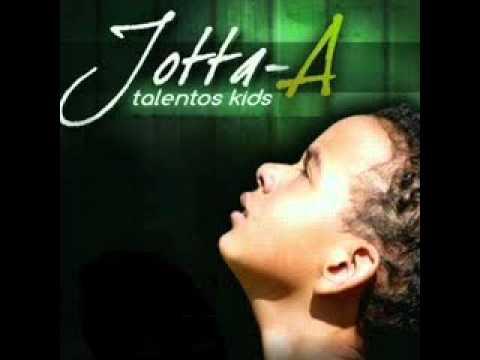 Jotta-A - NOVO CD TALENTOS KIDS - Amazing Grace ( Raul Gil 2011 )