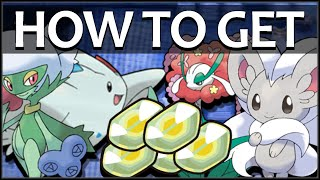 How To Get Multiple SHINY STONES!| Pokemon OR/AS
