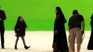 The Twilight Saga: Breaking Dawn Part 2 Working With