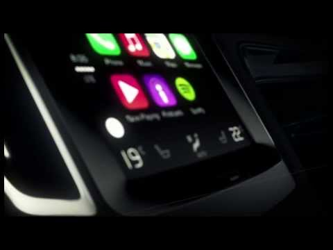 Volvo Cars brings Apple CarPlay to the all-new Volvo XC90 | AutoMotoTV