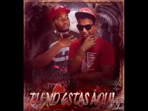 Tu No Estas Aqui_Jerick Music FT Black Star (Offical Original Freetyle Records Dj  Anthony