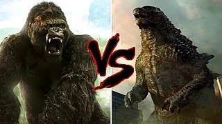 10 MONSTERS THAT CAN KICK KING KONG'S ASS