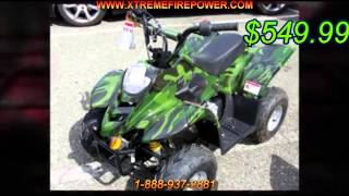 Huge Selection Of Four Wheelers For Sale And Atvs At