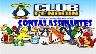 Contas Assinantes De Club Penguin 2014