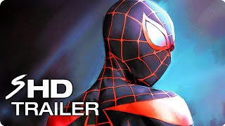 SPIDER MAN: Into The Spider Verse - Official Trailer #1 (2018) Marvel Sony Movie HD