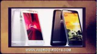 How To Root Alcatel OT-995 Easy Rooting Alcatel One