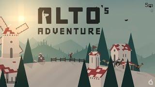 Alto´s Adventure, uno de esos juegos para iOS que no deberías perderte
