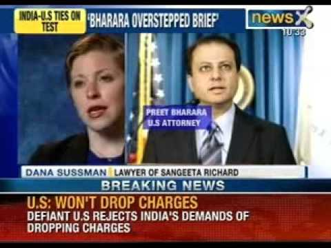 Devyani Khobragade : US rejects India's demands - NewsX