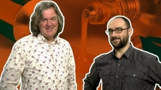 How Does Glue Work?  James May's Q&A
