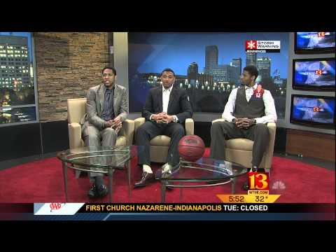 Indiana Pacers Take Over Channel 13..... 3/05/2013