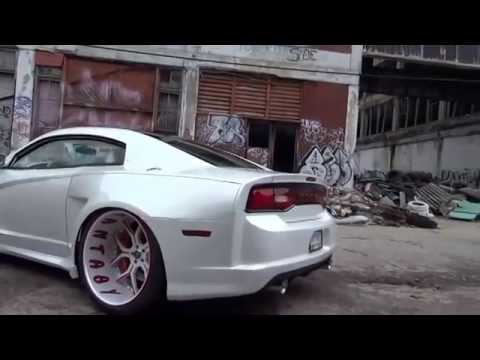 Custom 2-door Charger