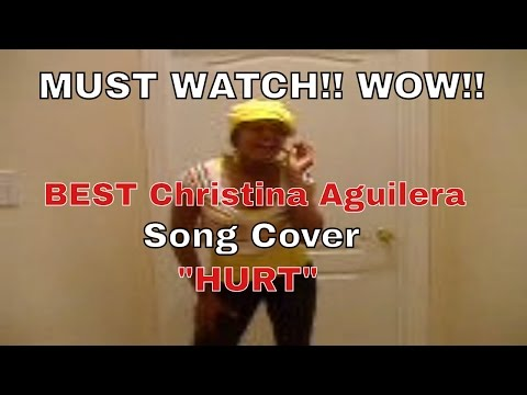 Christina Aguilera- Hurt (cover)