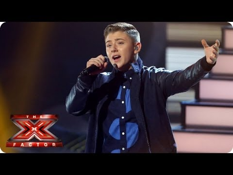 Nicholas McDonald sings Don't Let The Sun Go Down On Me - Live Week 9 - The X Factor 2013