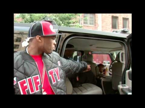 50 Cent - Wanksta - Behind The Scenes (HD)