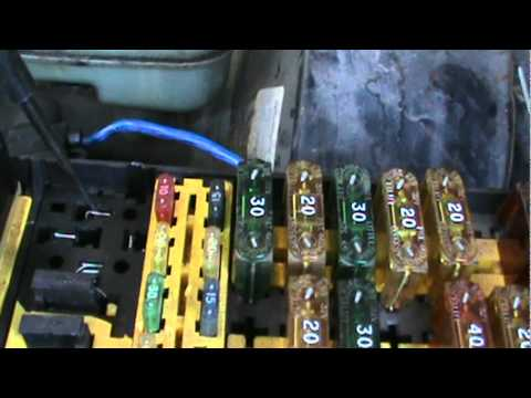 windstar fuse box diagram 1995 ford ranger intermittent starting issue fixed  youtube  1995 ford ranger intermittent starting issue fixed  youtube