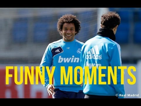 Marcelo Vieira Funny Moments 2013