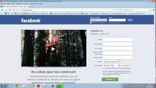 Invadindo Facebook Com Agent Doofy 100% Original 2013/2014