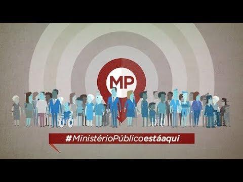 Campanha #MinistérioPúblicoestáaqui