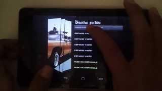 Trucos De Grand Theft Auto : San Andreas Para Android