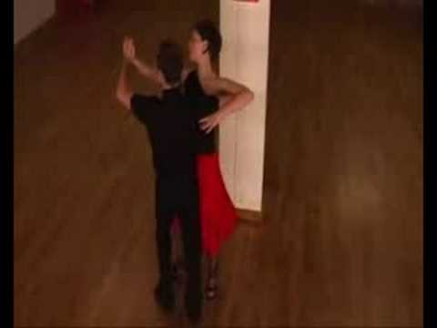 D couvrez le tango danse standard de salon youtube for Youtube danse de salon