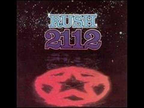 Rush - 2112. Overture
