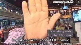 Let Us Pray With Prophet TB Joshua: Mass Prayer & Prayer
