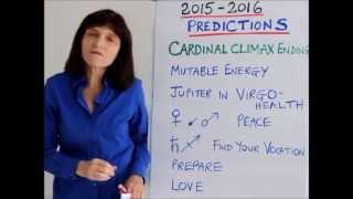 Astrology Predictions 2015 2016 By Barbara Goldsmith