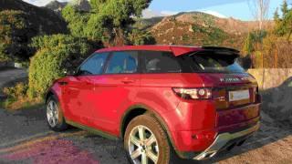 Range Rover Evoque. Prueba Portalcoches.net