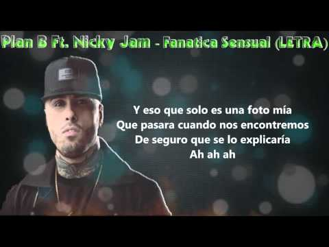 Fanatica Sensual Plan B Lyrics In English