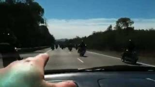 Australian MotorCycle Club Driveby
