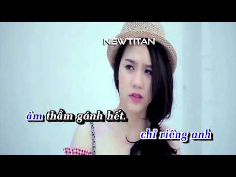 [Karaoke] Tình Cảm Khó Nói - Tam Hổ   Karaoke HD Netitan