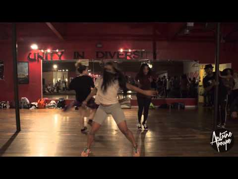 @Beyonce - Love On Top   @AntoineTroupe Choreography   #Adidas