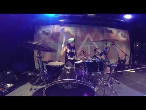 Jess Bowen Drum Cover (Misery Business - Paramore)