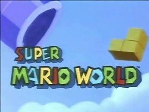 Abertura - Super Mario World (Desenho Animado)