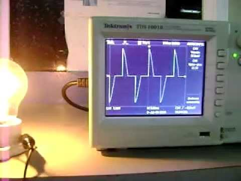 Variador de intensidad luminosa por medio de TRIAC y DIAC