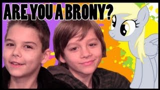 ARE YOU A BRONY? KITTIESMAMA
