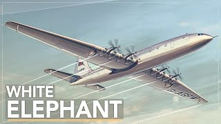 The Largest Aircraft Ever Built By Britain: The Bristol Brabazon